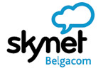 Belgacom Skynet logo